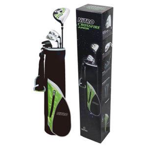 Junior Crossfire Golf Set