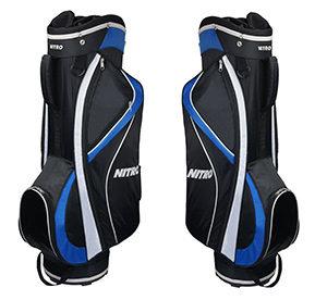 Pro Cart Royal Blue Golf Bag
